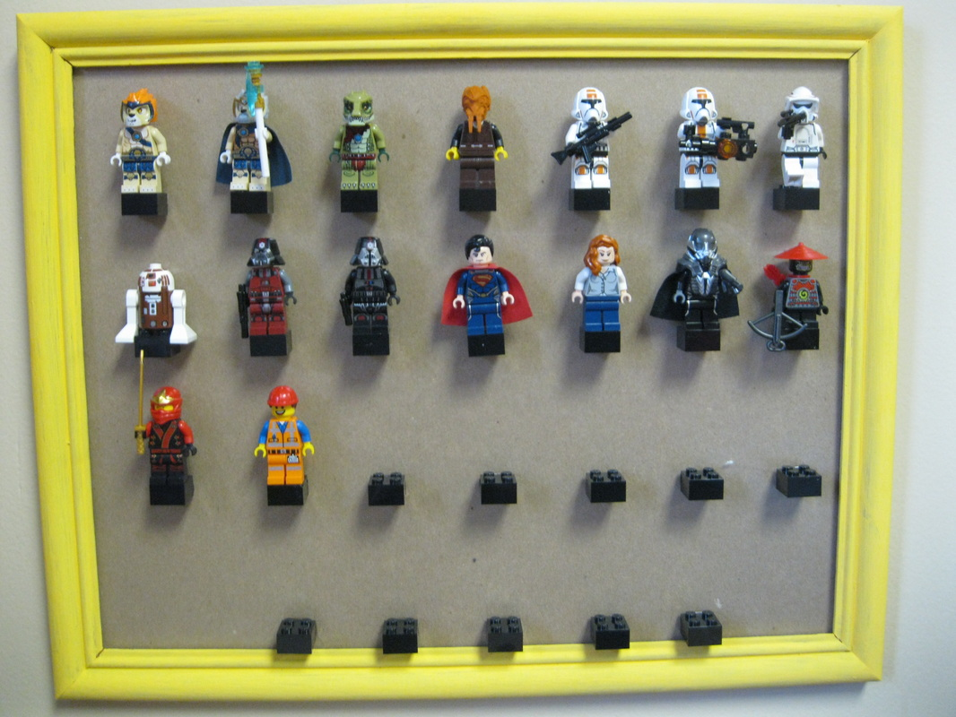 honestly the mini figures are so fun to look at why not display them prominently in your boys room instead of hiding them away - Boys Room Lego Ideas
